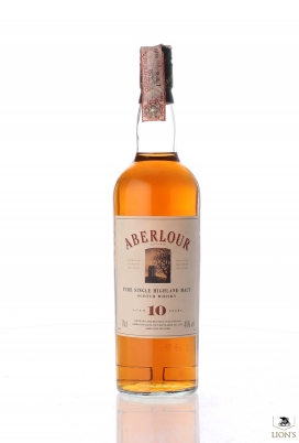Aberlour 10 years old 90's