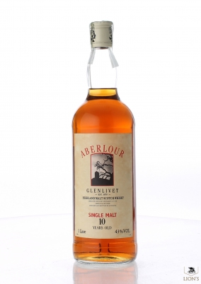 Aberlour 10 years old 1litre