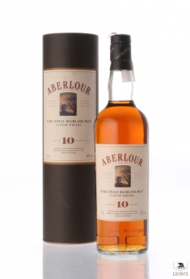 Aberlour 10 years old OB