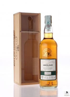 Aberlour 1993 16 years old Duncan Taylor 57.0%