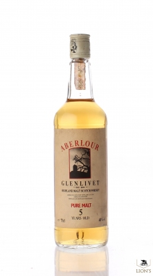 Aberlour 5 years old 75cl