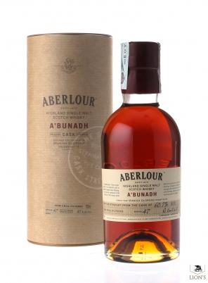 Aberlour A'Bunadh 60.7%