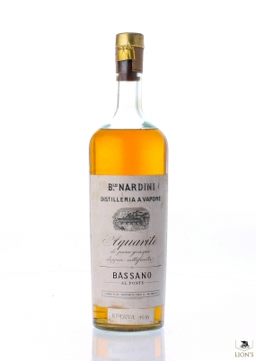 Grappa Acquavite Nardini 1936 50%