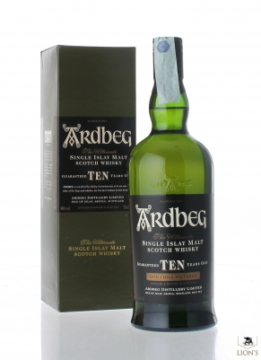 Ardbeg 10 years old Big TEN