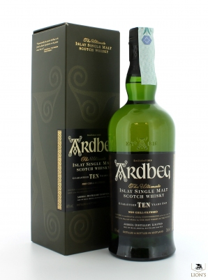 Ardbeg 10yo Small Ten