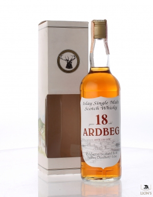 Ardbeg 1974 18 years old