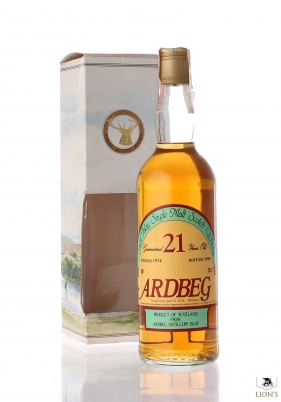 Ardbeg 1974 21 years old Sestante Imp.