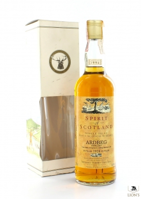Ardbeg 1974 G&M Spirit of Scotland