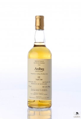 Ardbeg 1975 11 years old Duthie for Corti