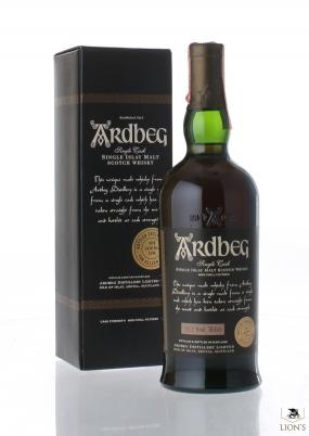 Ardbeg 1976 53.5% cask 2396 for Velier