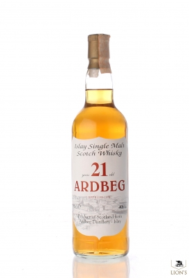 Ardbeg 1978 21 years old