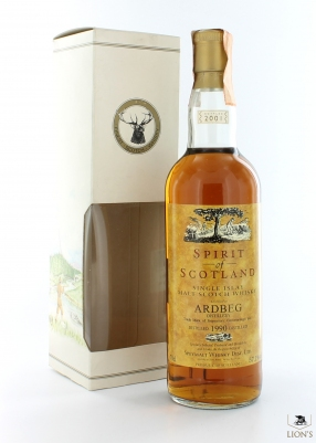 Ardbeg 1990 Spirit of Scotland 57.1%