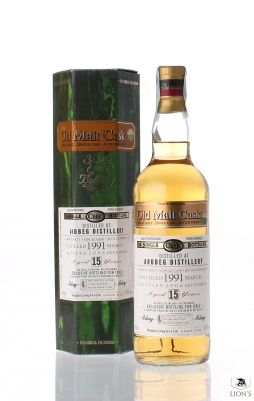 Ardbeg 1991 15yo Old Malt Cask for Bar Metro
