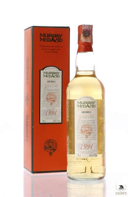 Ardbeg 1991 Murray McDavid