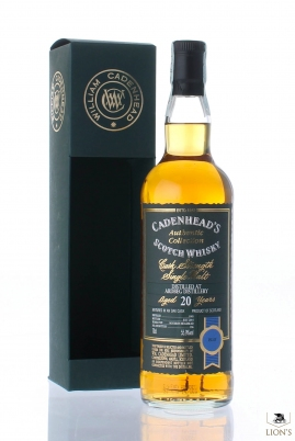 Ardbeg 1993 20 years old 55.9%  Cadenhead's