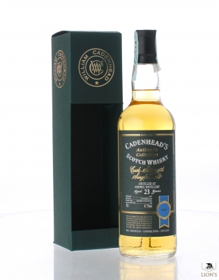 Ardbeg 1993 23 years old 47.7% Cadenhead's