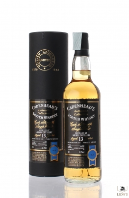 Ardbeg 1994 13 years old B2007 Cadenhead