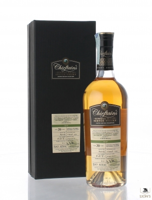 Ardbeg 1996 20yo 46.5% Chieftain's