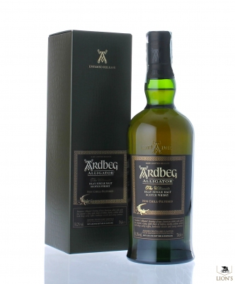 Ardbeg Alligator 51.2%