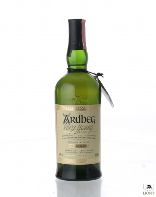 Ardbeg Very Young 1998 58.3%