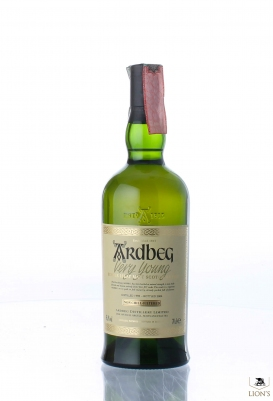 Ardbeg Very Young 58.3%
