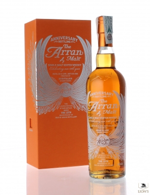 Arran 1999 15th Anniversary 54.6%