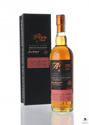 Arran 1996 15 years old Sherry cask 1791 51.3%