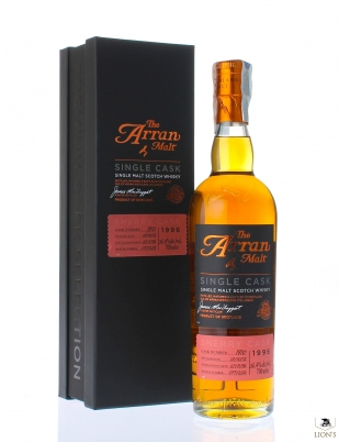 Arran 1996 15 years old 56.4%
