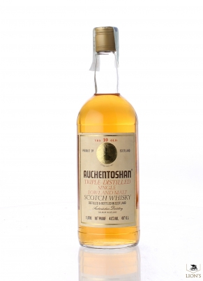 Auchentoshan 10 Years Old 1 Litre