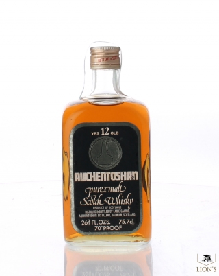 Auchentoshan 12 years old 75.7cl