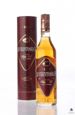 Auchetoshan Triple Distilled 10 years old