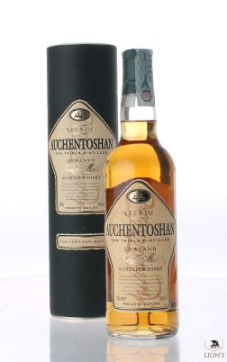 Auchetoshan Triple Distilled