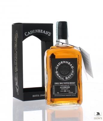 Auchroisk 1989 24yo 57.5% Cadenhead's