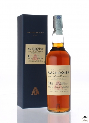 Auchroisk 30 years old 54.7%