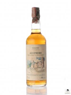 Aultmore 1974 50% Samaroli 20th anniversary