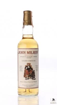 Aultmore 1989 50% John Milroy
