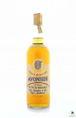 Avonside 8 years old 57% Giaccone