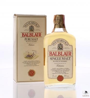 Balblair Five yo