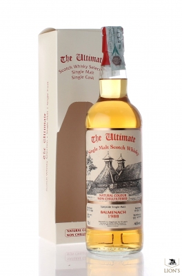 Balmenach 1988 26 years old The Ultimate