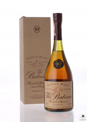 Balvenie 10 years old Founder's Reserve
