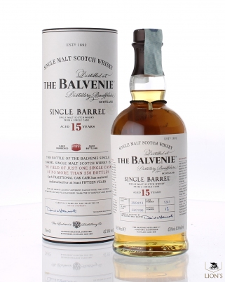 Balvenie 1998 15 years old Single Barrel