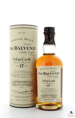 Balvenie 17 years old Islay Cask