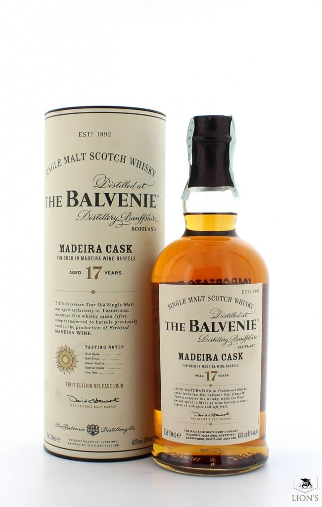Balvenie Scotch