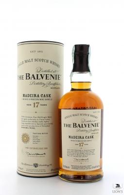 Balvenie 17yo Madeira Cask