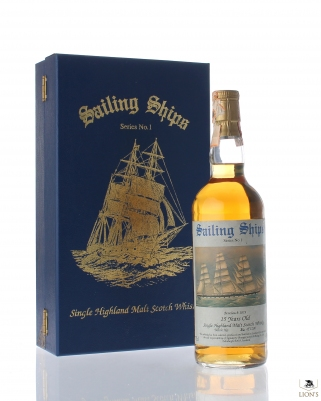Balvenie 1974 15 Years Old B 1990 Sailing Ships Signatory