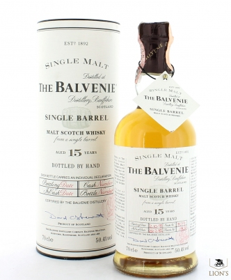 Balvenie 1982 15 years old Single Barrel Cask 879