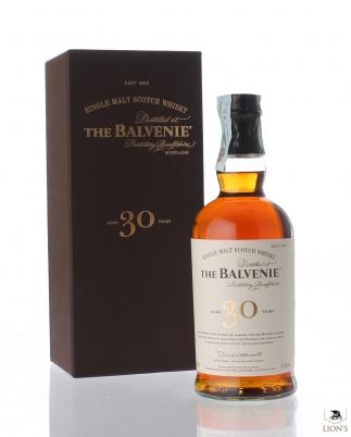 Balvenie 30yo 47.3% 70cl