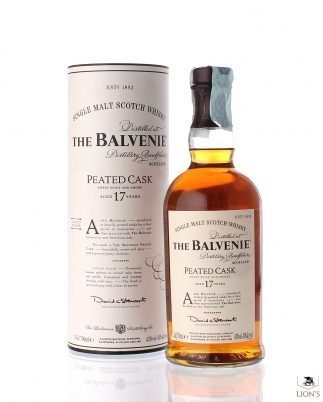 Balvenie peated Cask 17 years old
