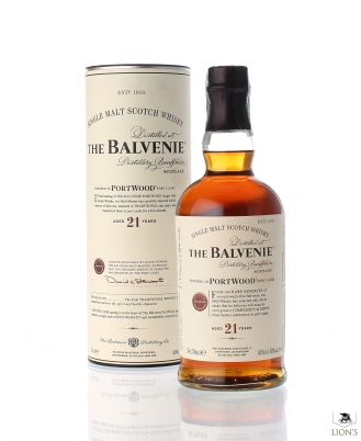 Balvenie 21 years old Portwood