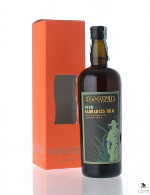 Barbados Rum 1998 cask 11 Samaroli
